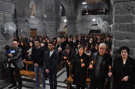 Il genocidio dei cristiani in Medio Oriente!
