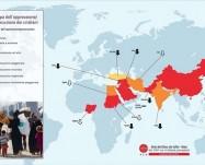 Cristiani nel mondo sempre più perseguitati: oppressi in ragione della loro fede!