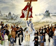Santi Martiri Cinesi (Agostino Zhao Rong e 119 Compagni)!