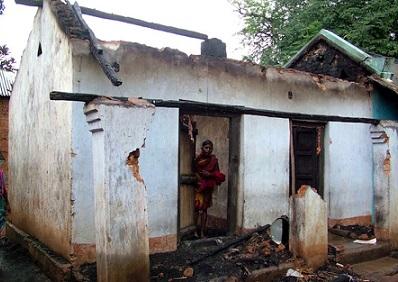 India. Petizione per liberare i cristiani incarcerati dopo i pogrom dell'Orissa!
