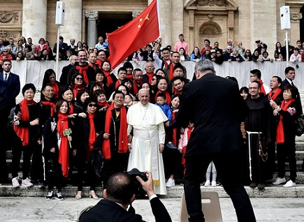 Il Papa scrive ai cinesi, ma nel cammino non si vede libertà!