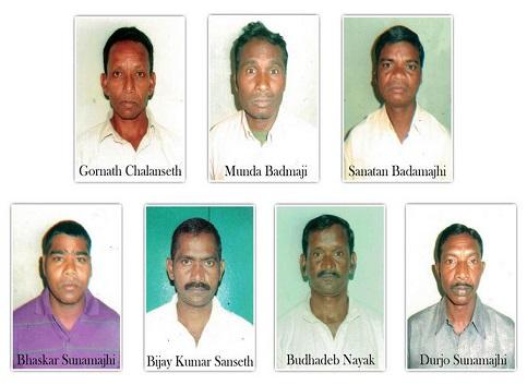 I 7 cristiani innocenti, prigionieri dei fanatici indù!