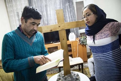 Turchia. «Io, afghano conquistato dal Vangelo». E per questo profugo!
