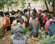 Cristiani arrestati per aver rifiutato di adorare Budda!