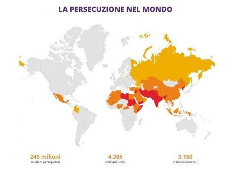 Cristiani perseguitati: Porte Aperte, donne più esposte alla violenza sessuale, allo stupro e al matrimonio forzato!