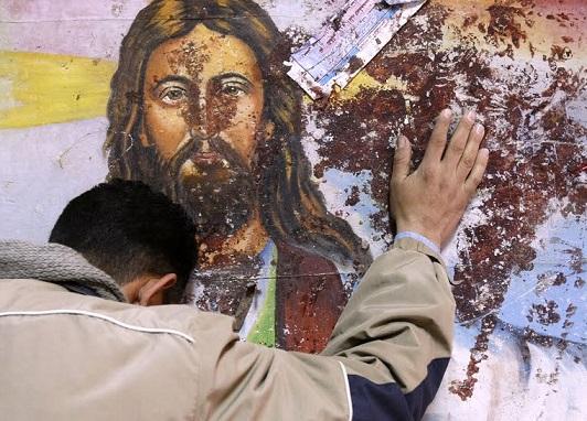 Persecuzione religiosa in opera!