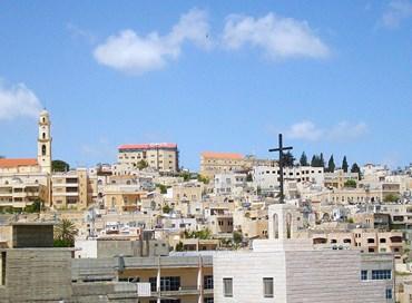Il dramma represso dei cristiani palestinesi!