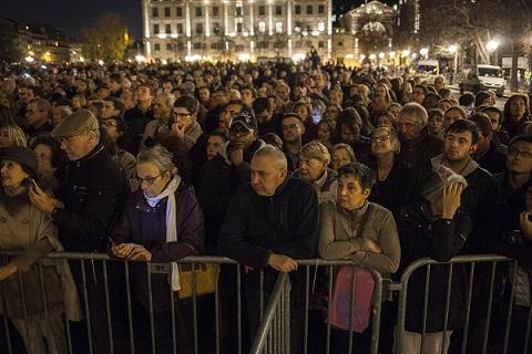 Francia, quadruplicati gli attacchi alle chiese!