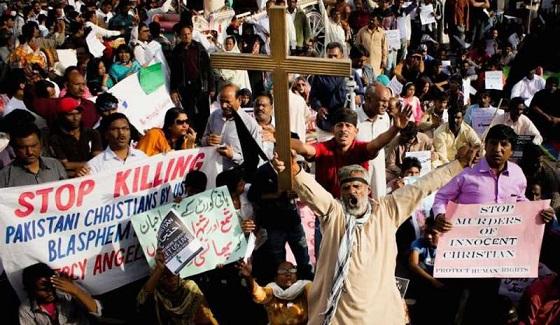 Persecuzioni contro i cristiani!