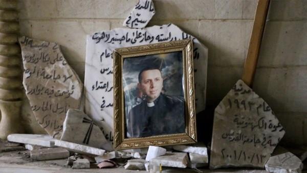 L'Iraq ricorda don Ragheed, ucciso dall'Isis per non aver chiuso la sua chiesa!